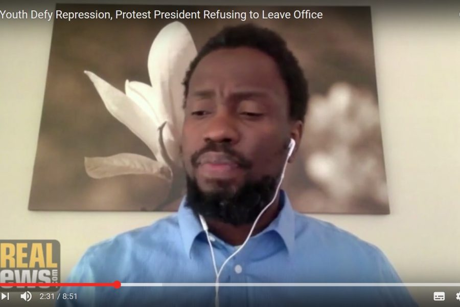 Kambale Musavuli on Congo Youth, repression and the role of the USA in DRC