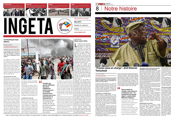 Ingeta Journal #14