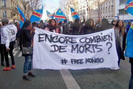 Un permis de tuer les Congolais(es)
