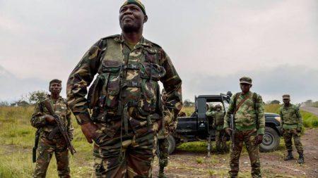 Des militaires arrêtés à Kananga. Dans un pays normal, Mende aurait démissionné
