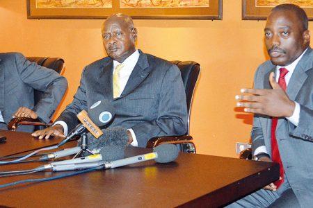 L'Afriquene se réduit pas aux dimensions du Congo-Kinshasa et de ses deux voisins