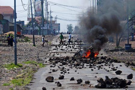La jeunesse congolaise exige des armes