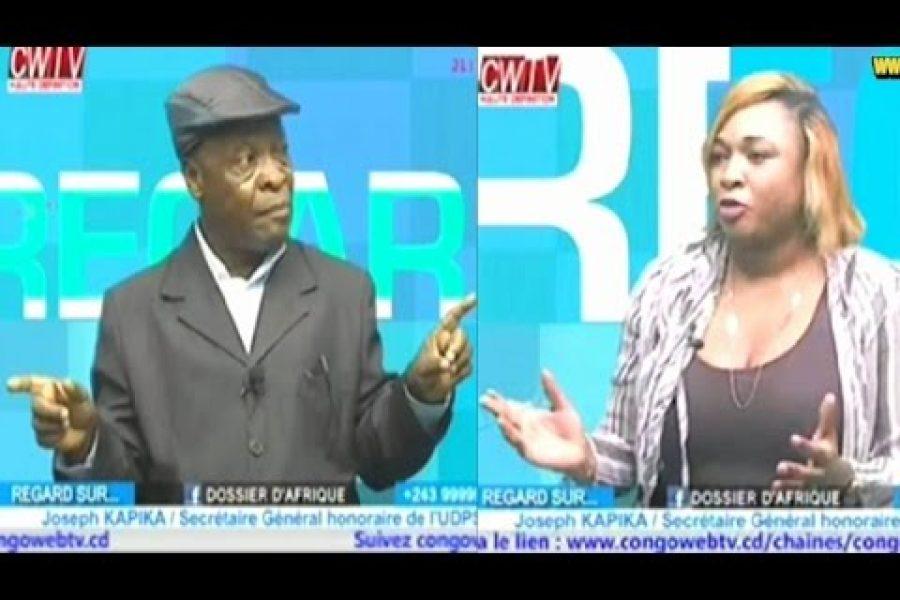 Barbara Nzimbi s'entretient avec Joseph Kapika