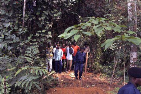 Des Congolais assistent au carnage de l'homme congolais