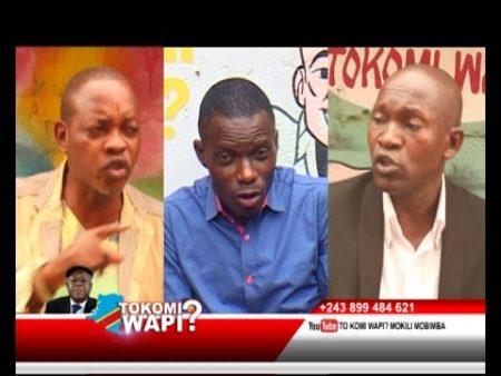 Daniel Safu, Mike Mukebayi et Eliezer Ntambwe : trois »ascètes du provisoire»