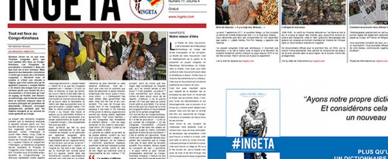 Ingeta Journal #17