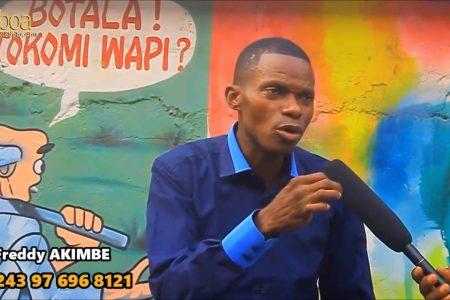 Ndeko Eliezer Ntambwe demande un débat sur l'occupation