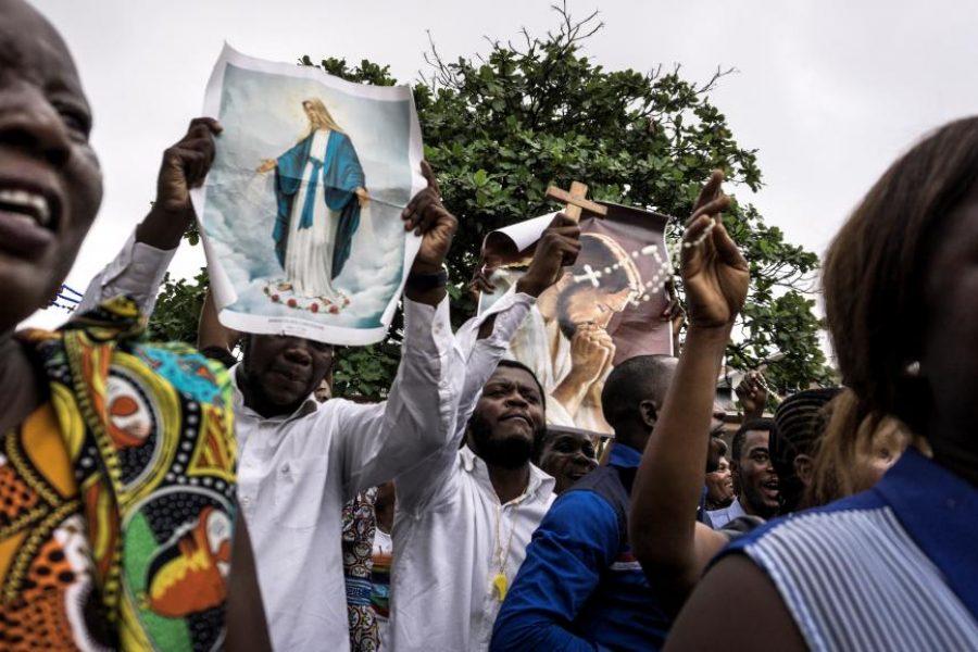 La France et l'Espagne bloquent une résolution de l'UE condamnant la barbarie de Kinshasa