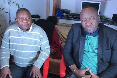 Abbé Mbelu, un prêtre catholique congolais, et la question d'identification de l'adversaire