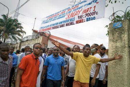 Des jeunes congolais se disent apolitiques !