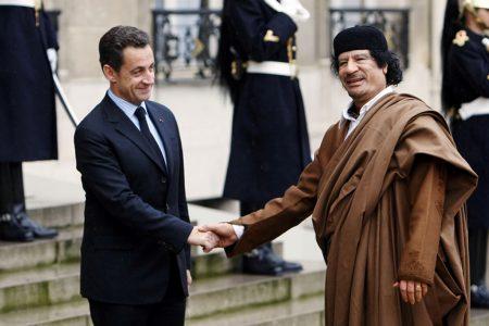 Nicolas Sarkozy est un signe