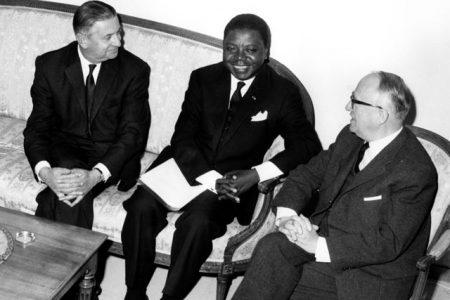 L'Occident-anglo-saxon se prépare et organise le retour d'un autre Moise Tshombe au Congo-Kinshasa