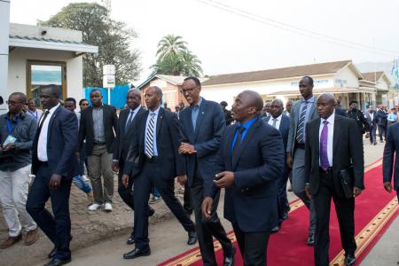 Des compatriotes complaisants à l'endroit de Paul Kagame