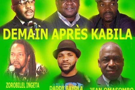 Conférence Débat « Demain, après Kabila » – le 30 juin 2018 à Lille