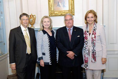 Howard Buffet au Congo : Le problème de la philanthropie capitaliste