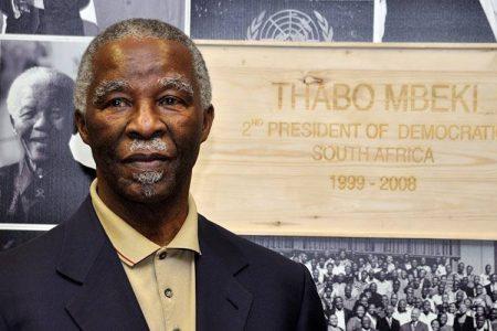 Thabo Mbeki, deux témoins et un livre. Devoir de mémoire congolaise