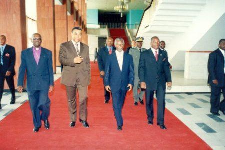 Thabo Mbeki de nouveau au Congo-Kinshasa…