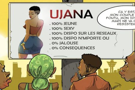 Congo-Kinshasa : les «Ujana» sont un signe de la banalisation des corps…