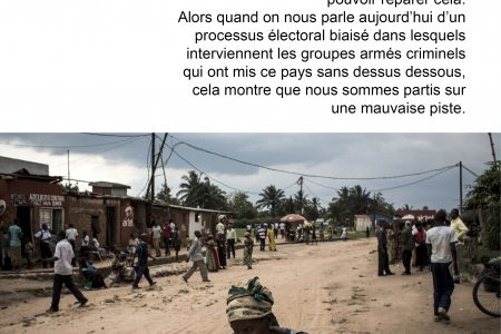 Comprendre la guerre et ses enjeux au Congo, part. 16