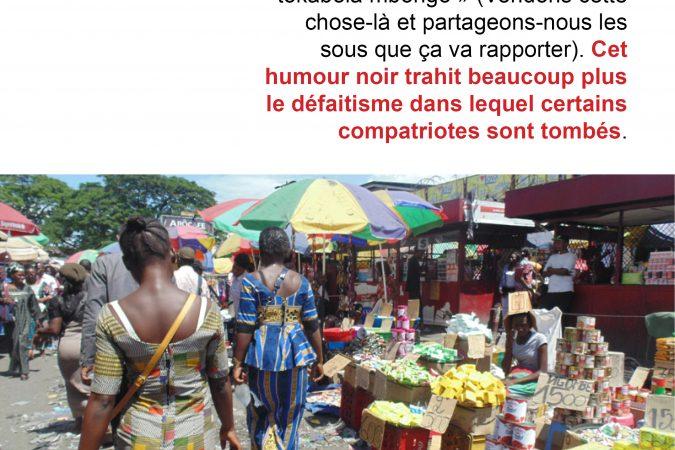 Comprendre la guerre et ses enjeux au Congo, part. 18