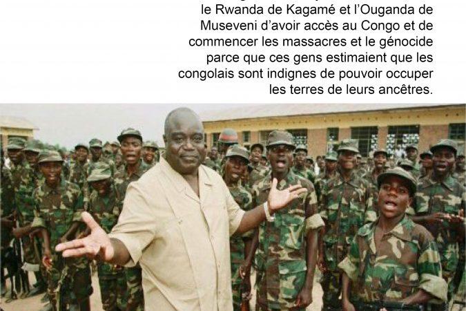 Comprendre la guerre et ses enjeux au Congo, part. 19