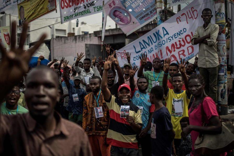 La question congolaise a un côté «amical» très prononcé ! Elle n'est pas électorale