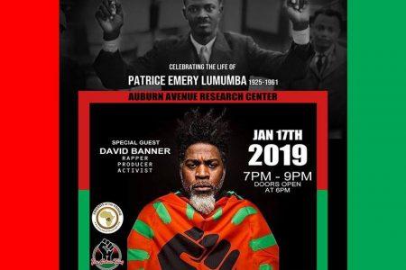 The Assassination of Patrice Lumumba: Film Screening & Panel Discussion | 17 janvier 2019 à Atlanta