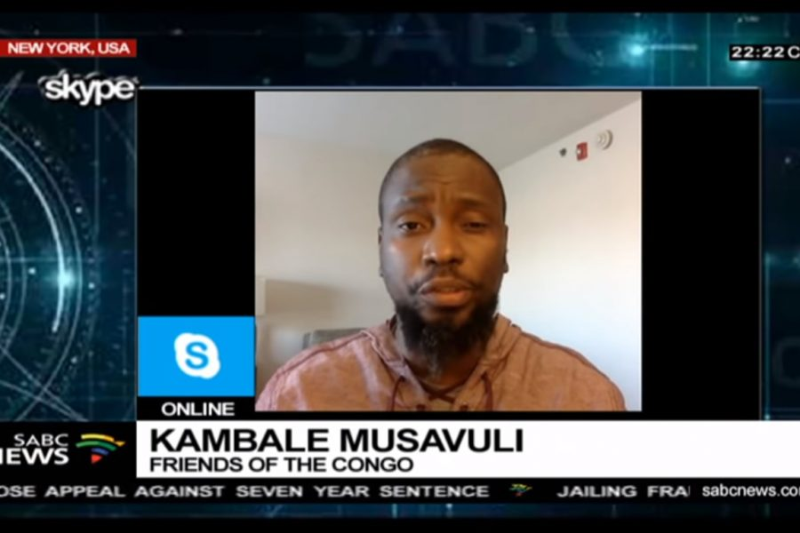 SABC – Challenges and opportunities in Tshisekedi's DRC (With Kambale Musavuli)