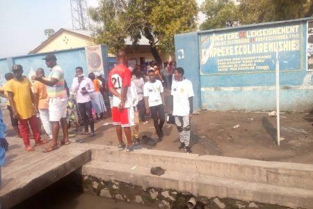 Des Congolais désorientés