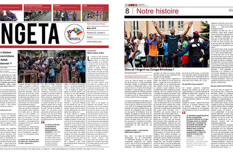 Ingeta Journal #22