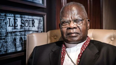 Quel avenir pour le Congo ? (Discours du Cardinal Monsengwo, à Bruxelles, le 25 février 2019)