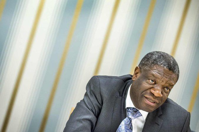 Communiqué – Annulation de la conférence du Dr. Denis Mukwege (du 8 juin 2019) à l'Université de Montréal
