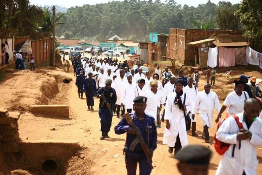 Virus d'Ebola, une arme de guerre contre les populations congolaises à l'Est du Congo