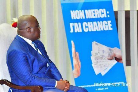 Des rappels discutables au sujet de la corruption au Congo-Kinshasa