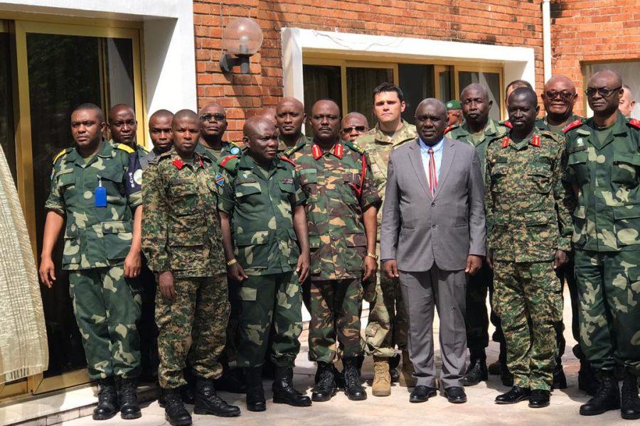 Les notes de Jean-Pierre Mbelu: Que viendrait faire AFRICOM à l'Est du Congo-Kinshasa ?