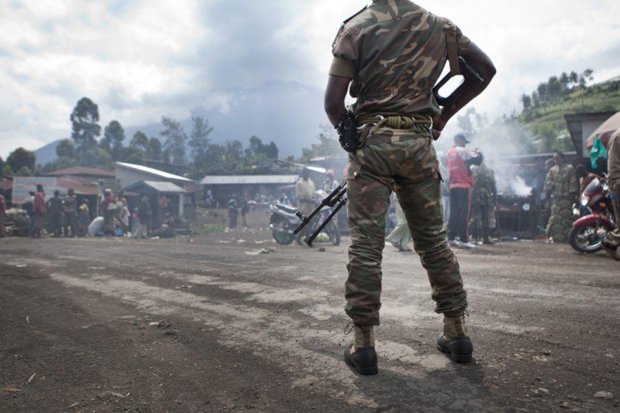Les armées des pays voisins sont depuis longtemps au Congo-Kinshasa