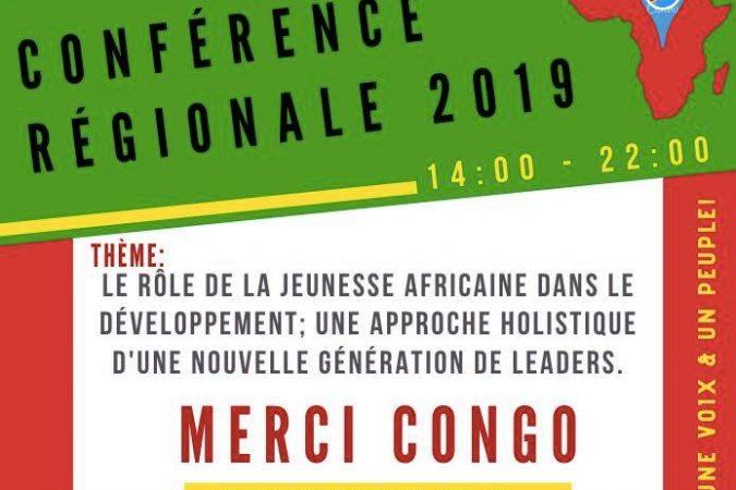 Africans Rising Conférence Régionale (La campagne du peuple)   Kinshasa, le 30 novembre 2019