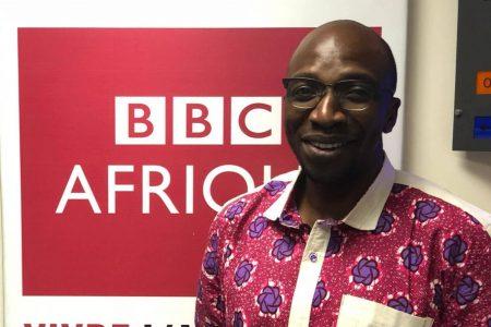 Affaire journaliste congolais et la radio britannique BBC