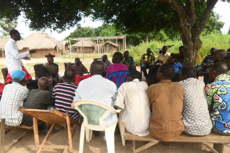 Echos de nos villages | Un petit voyage au Bandundu