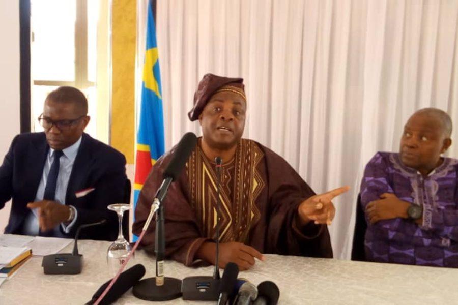 Freddy Mulumba Kabuayi cherche les penseurs et les intellectuels congolais