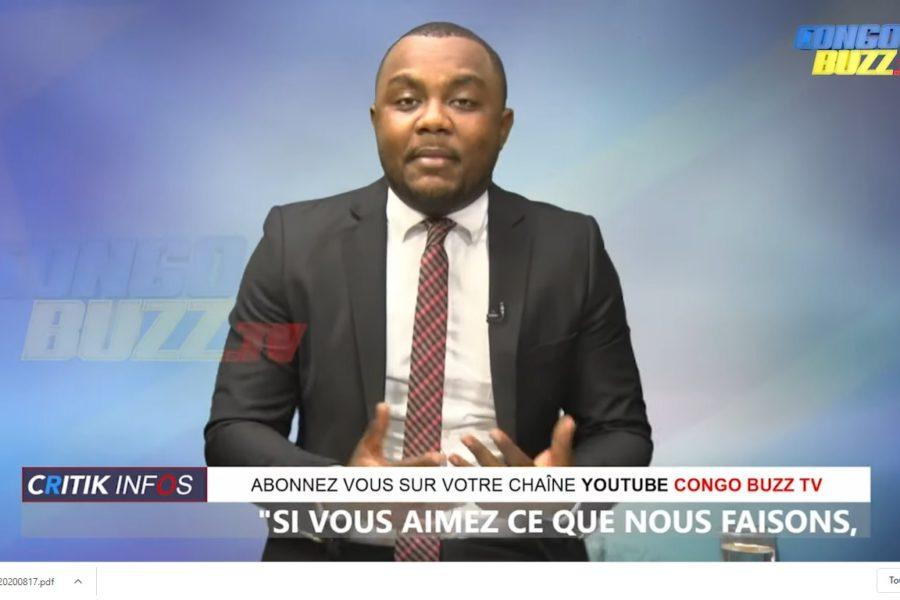 Christian Bosembe et sa remise en question des élections anticipées