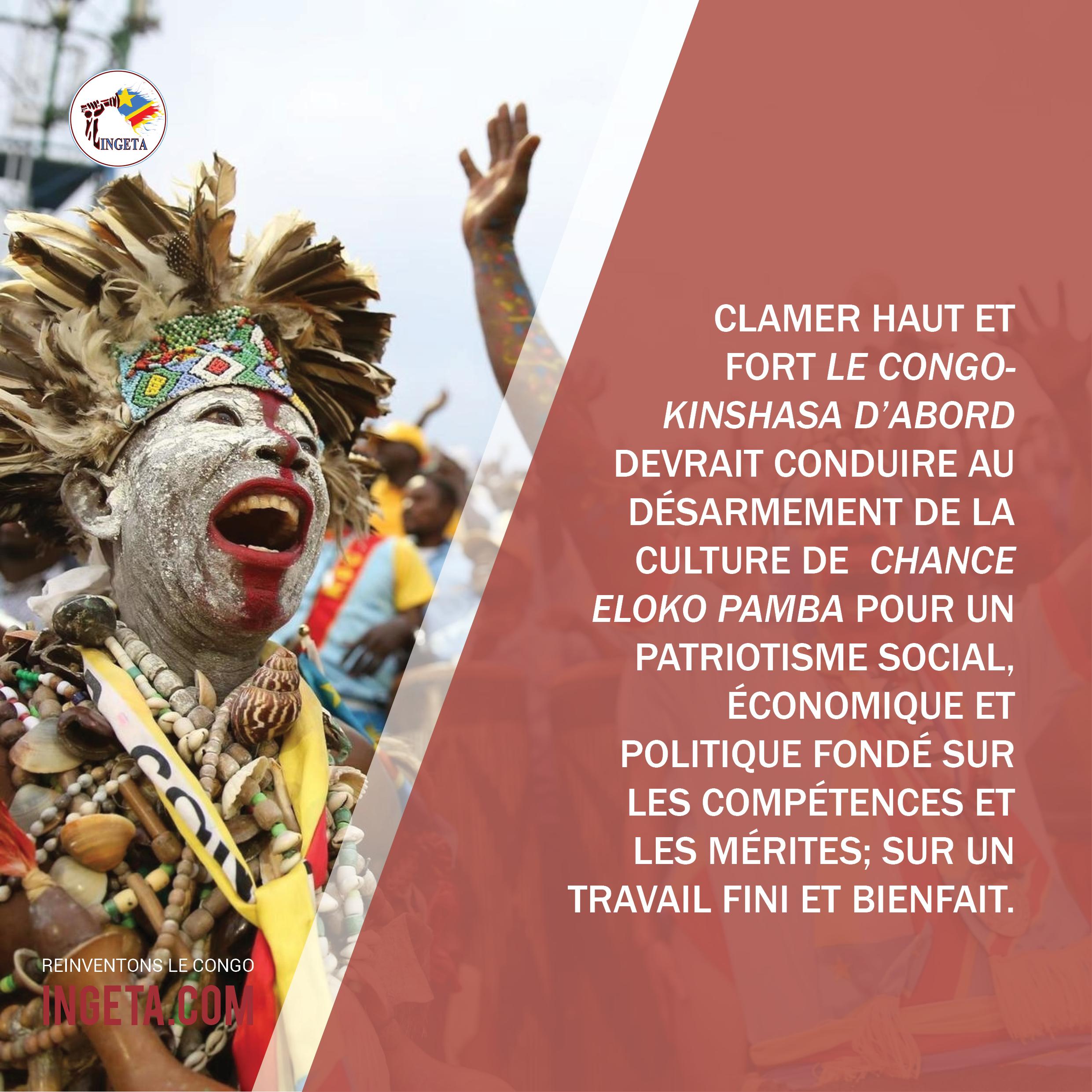 Idées + Réflexions (Pour mieux comprendre le Congo), part. 26