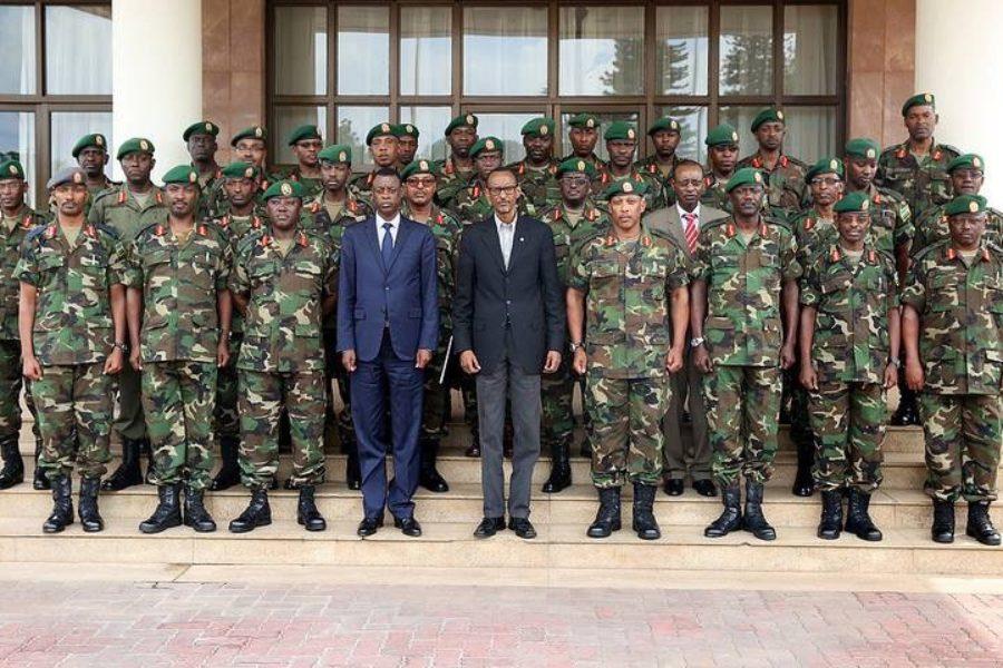 Les notes de Jean-Pierre Mbelu : Lire «Rwanda. L'éloge du sang» de Judi Rever
