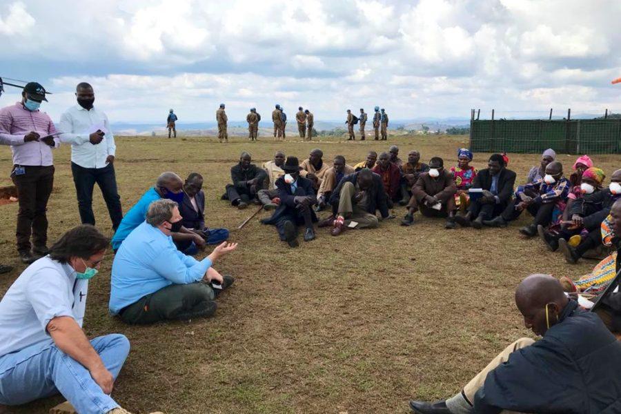 Les notes de Jean-Pierre Mbelu : Ruberwa décentralise ! La balkanisation en marche ?