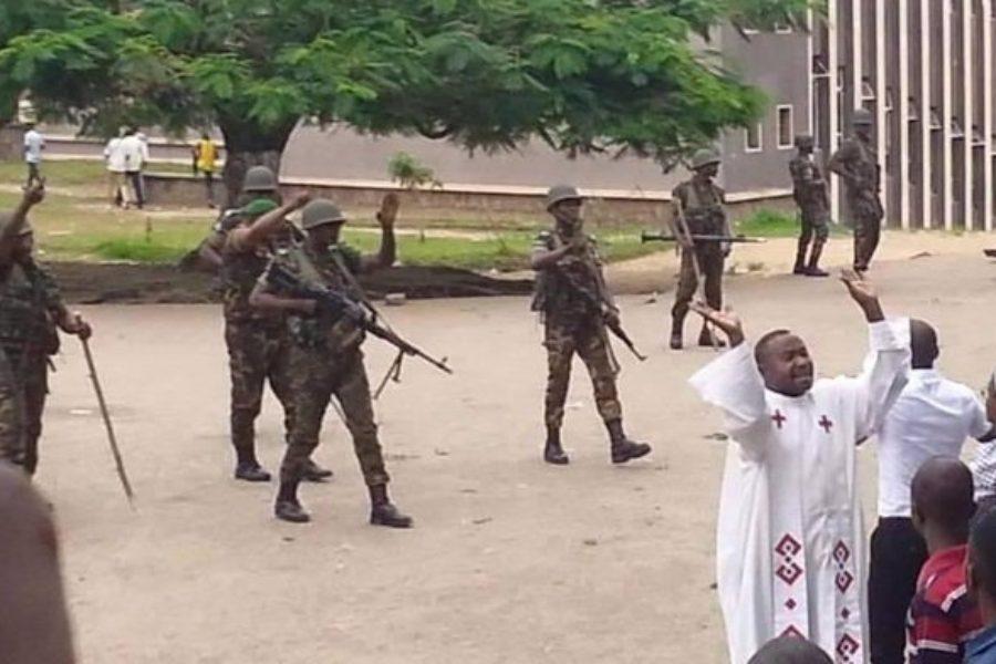 Le Kongo-Kinshasa, «la Constitution» et la culture de la mort. Propos sur la sacralité de la personne humaine