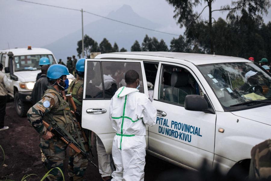 Plusieurs compatriotes vont vite oublier ce qui vient de se passer au parc national des Virunga !