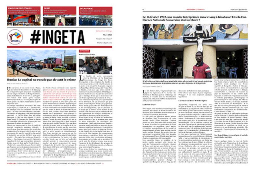 Ingeta Journal #30