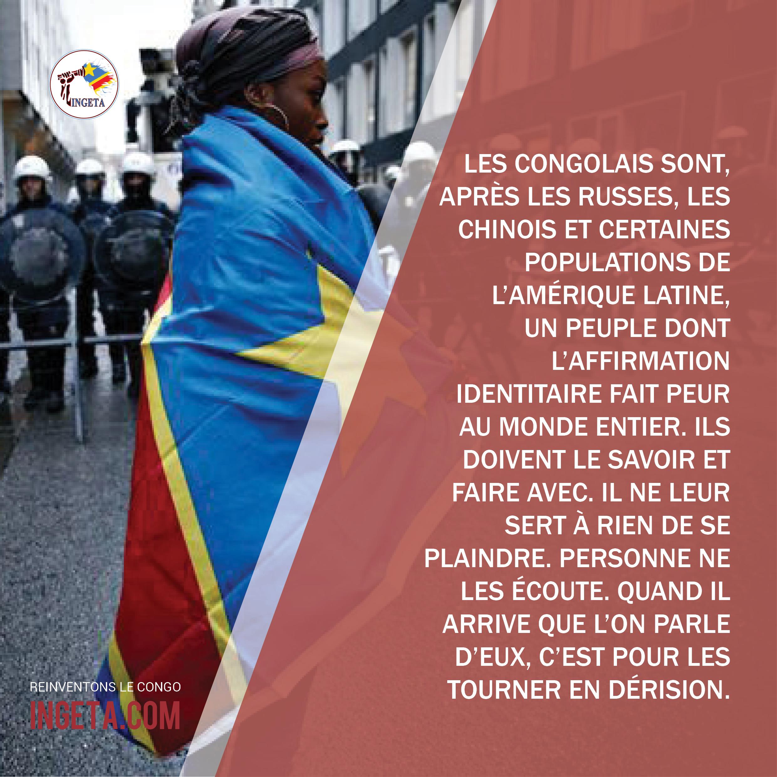 Idées + Réflexions (Pour mieux comprendre le Congo), part. 29