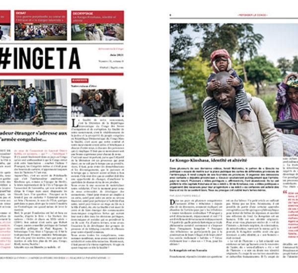 Ingeta Journal #31