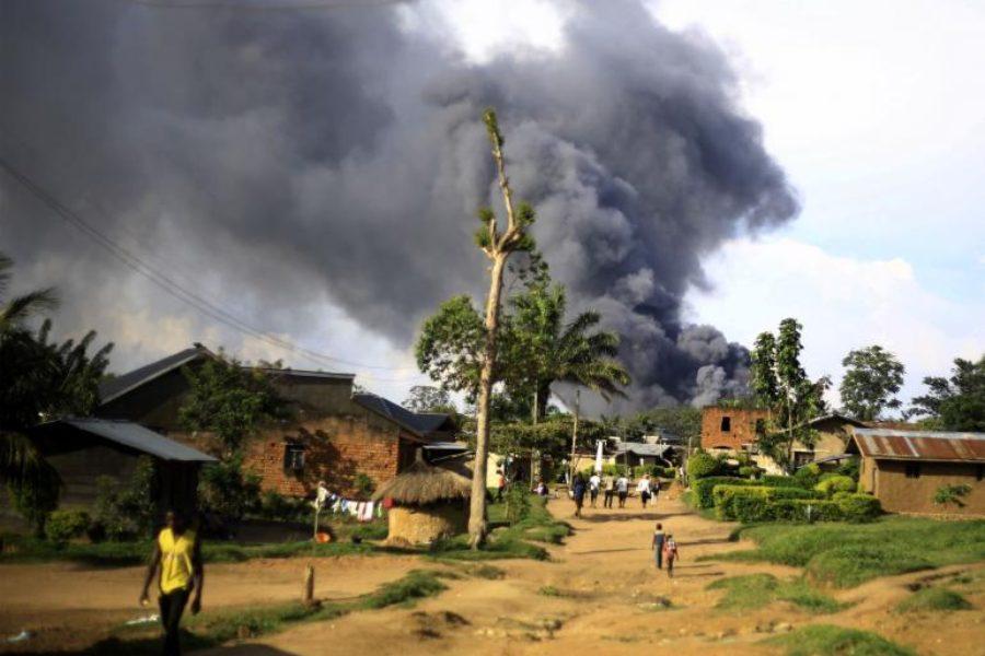 Etat de siège, Beni et vigilance citoyenne